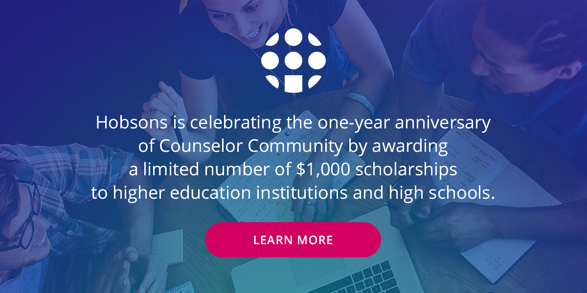 Counselor Community Scholarship